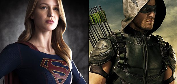 Reign And Black Siren Impact Supergirl And Arrow During Halloween Week