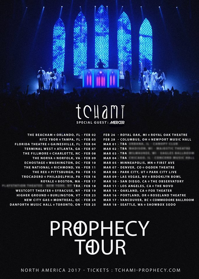 Tchami Announces North American Prophecy Tour For 2017