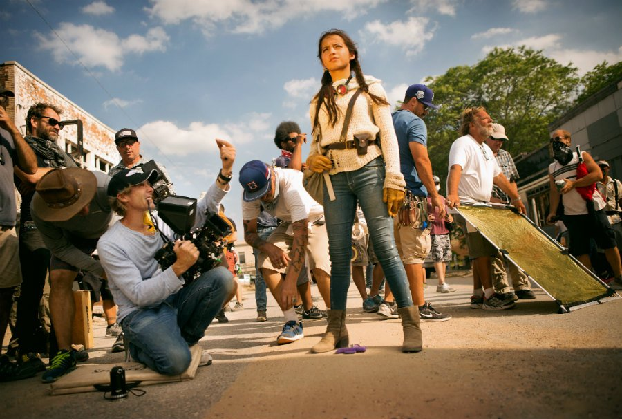 Second Trailer For Transformers: The Last Knight Is All About Isabela Moner's Badass