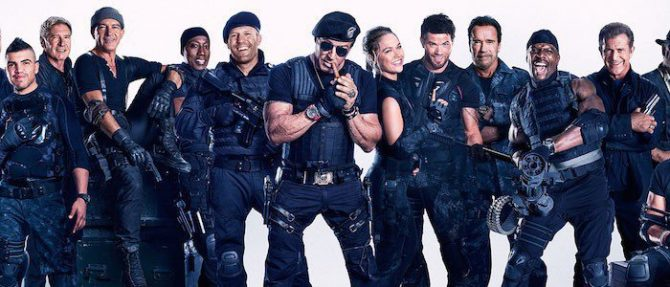 The Expendables 4 Coming In 2018, Will Conclude The Series