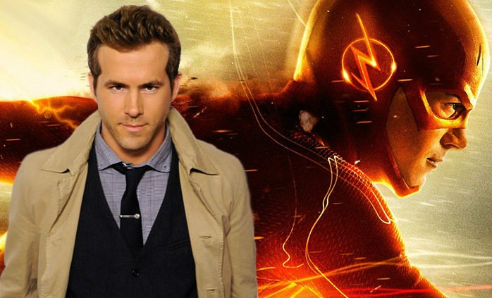 Ryan Reynolds Almost Played The Flash On Two Different Occasions