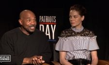 Exclusive Video Interview: Michelle Monaghan And Michael Beach Talk Patriots Day