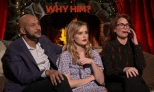 Exclusive Interview: Keegan-Michael Key, Zoey Deutch And Megan Mullally Talk Why Him?