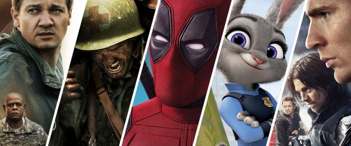 We Got This Covered's Top 10 Movies Of 2016