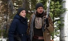 Jeremy Renner And Elizabeth Olsen Plot Course For Wind River In First Images For Upcoming Drama
