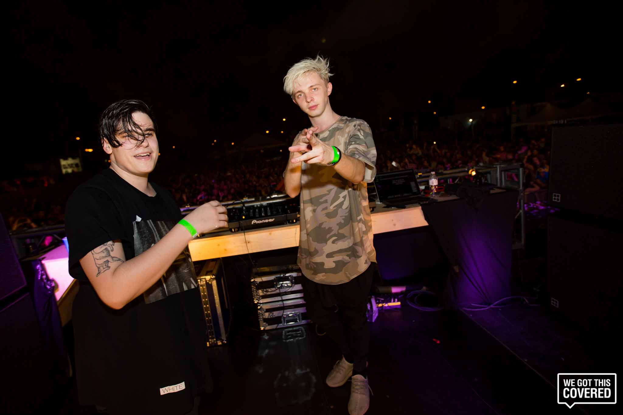 Gallery: Audien B2B Arty At Above & Beyond Miami 2016