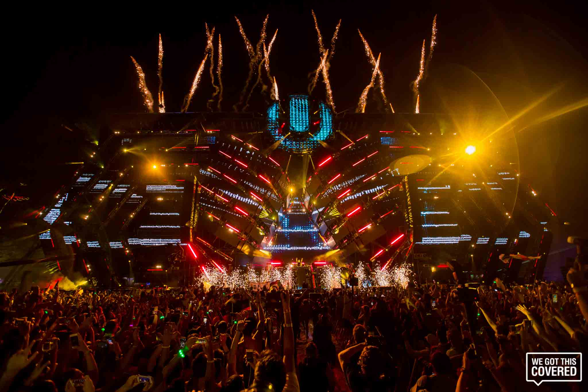 Ultra Music Festival 2016: Surprises, Reunions And A Triple Dose Of deadmau5