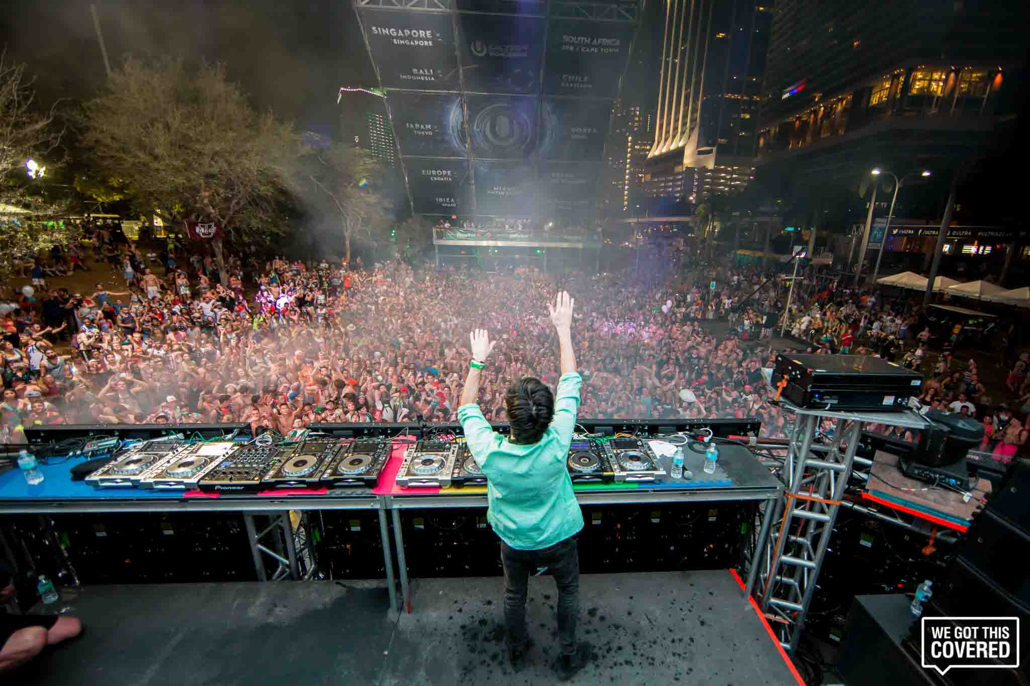 Gallery: Ultra Music Festival 2016 - Day 2