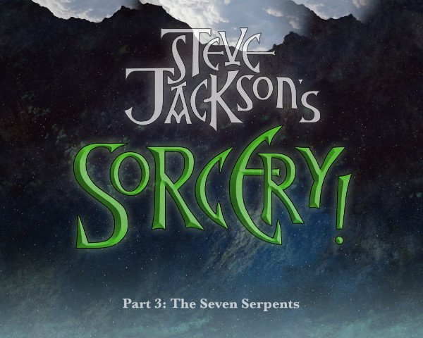 Sorcery! Part 3: The Seven Serpents Review