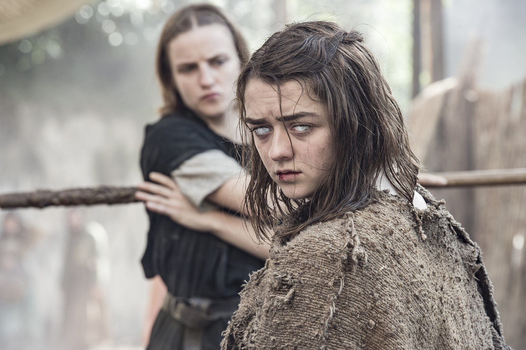 "Game Of Thrones: Maisie Williams On Bidding Farewell To Arya And ""Childish"" Plot Leaks"