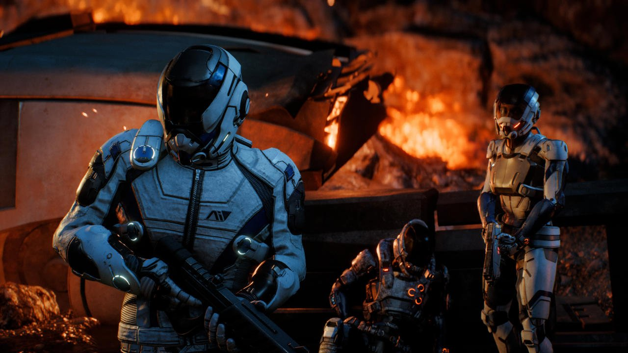 Mass Effect Andromeda Review 2020.No Man S Sky Mass Effect Andromeda And The Growing Toxicity