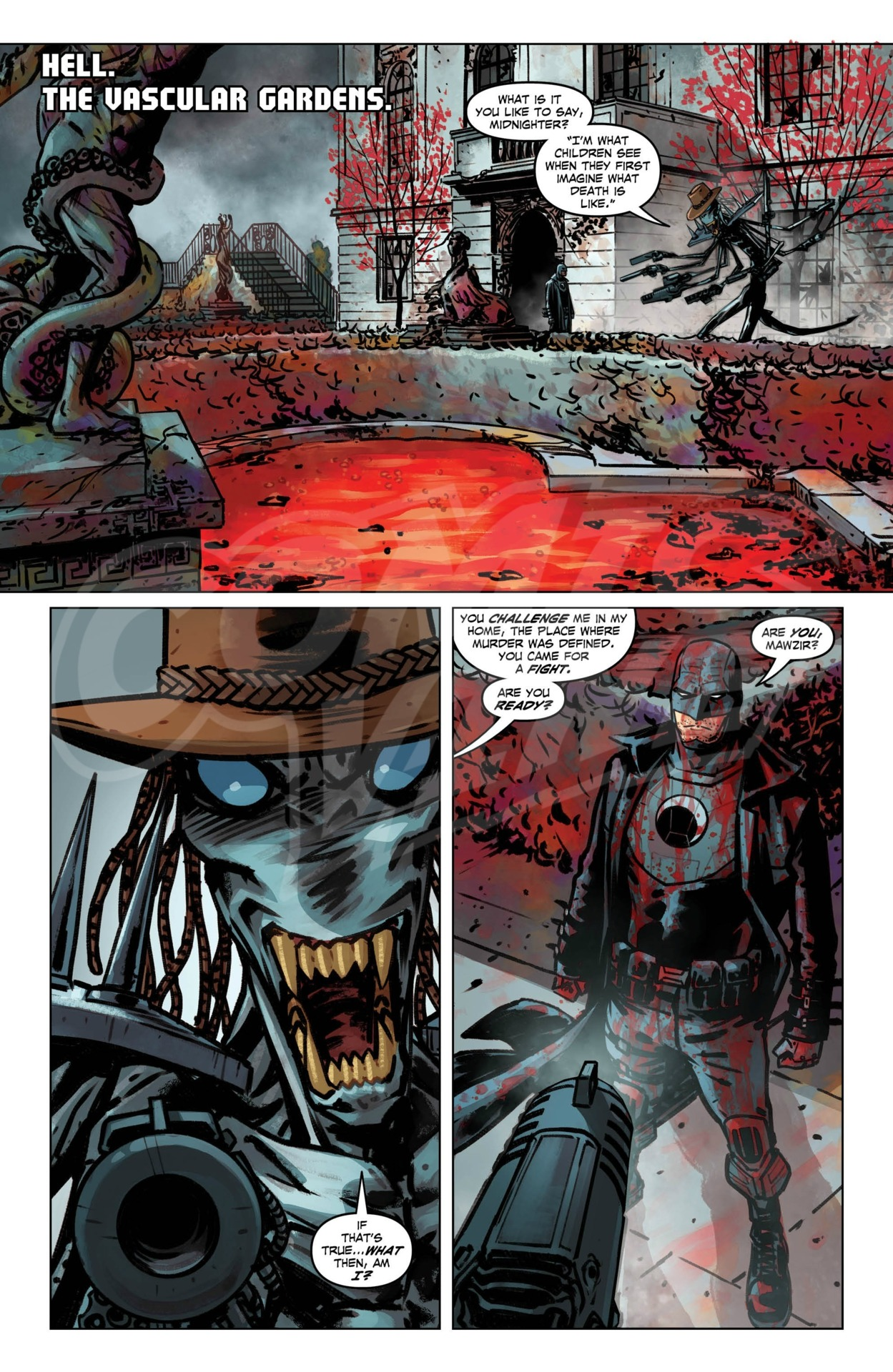 Hell Awaits In Midnighter And Apollo #4