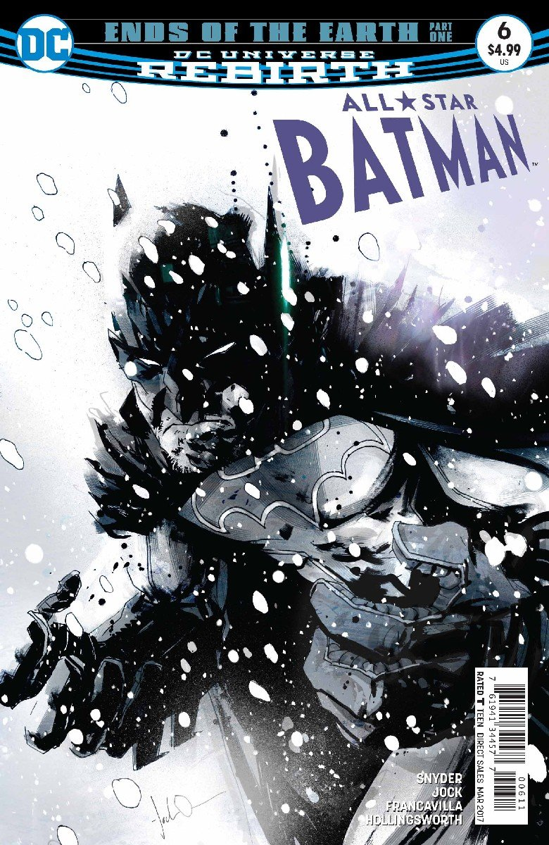 All-Star Batman #6 Review