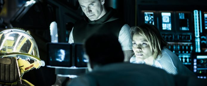 New Alien: Covenant Clip Teases The Last Supper