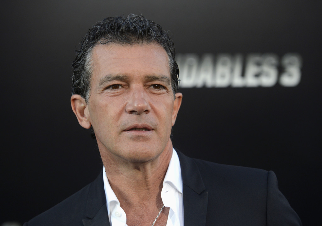 Antonio Banderas Will Venture Beyond The Edge For New Actioner