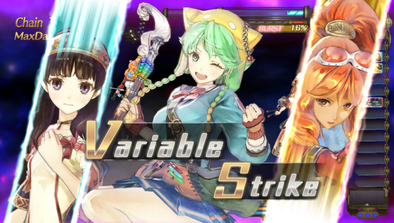 Atelier Shallie Plus boost mode