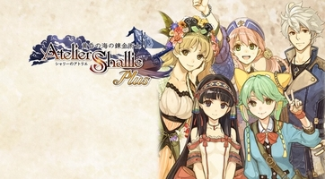 Atelier Shallie Plus: Alchemists of the Dusk Sea Review