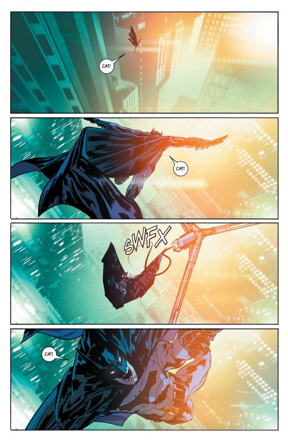 "The Dark Knight Says ""I Love You"" In Batman #15"