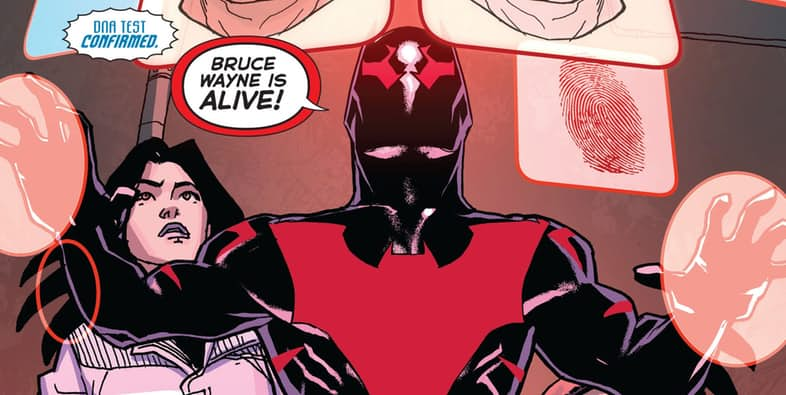 Terry McGinnis Gets New Costume In Batman Beyond #4