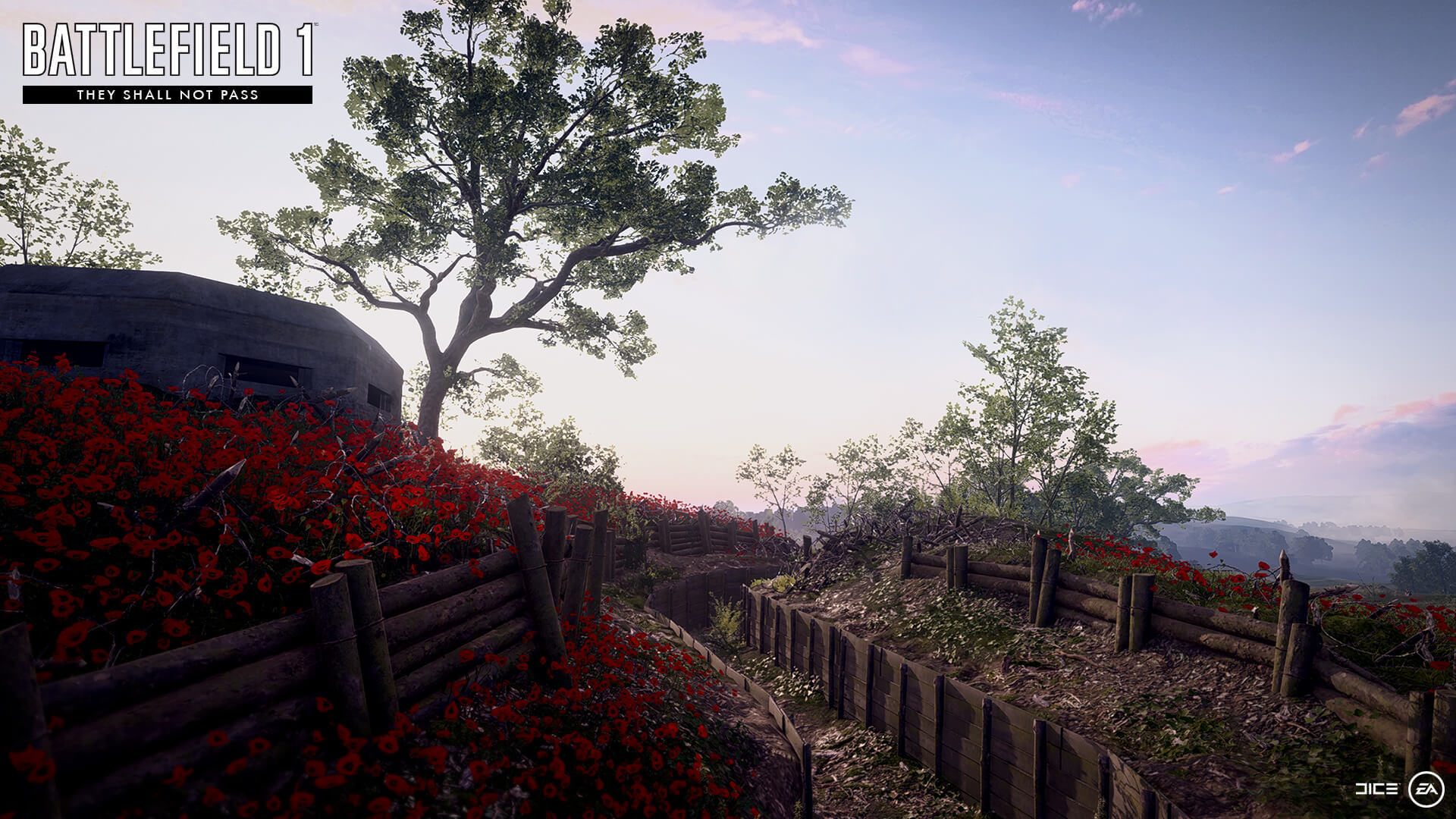 Preview Battlefield 1's March Expansion With Stunning New Images, New Game Mode Detailed