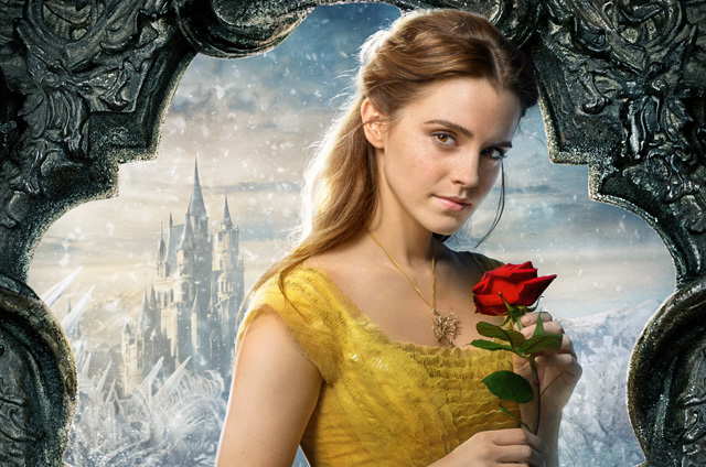 Get Acquainted With Disney's Starry Guest List With New Beauty And The Beast Character Posters