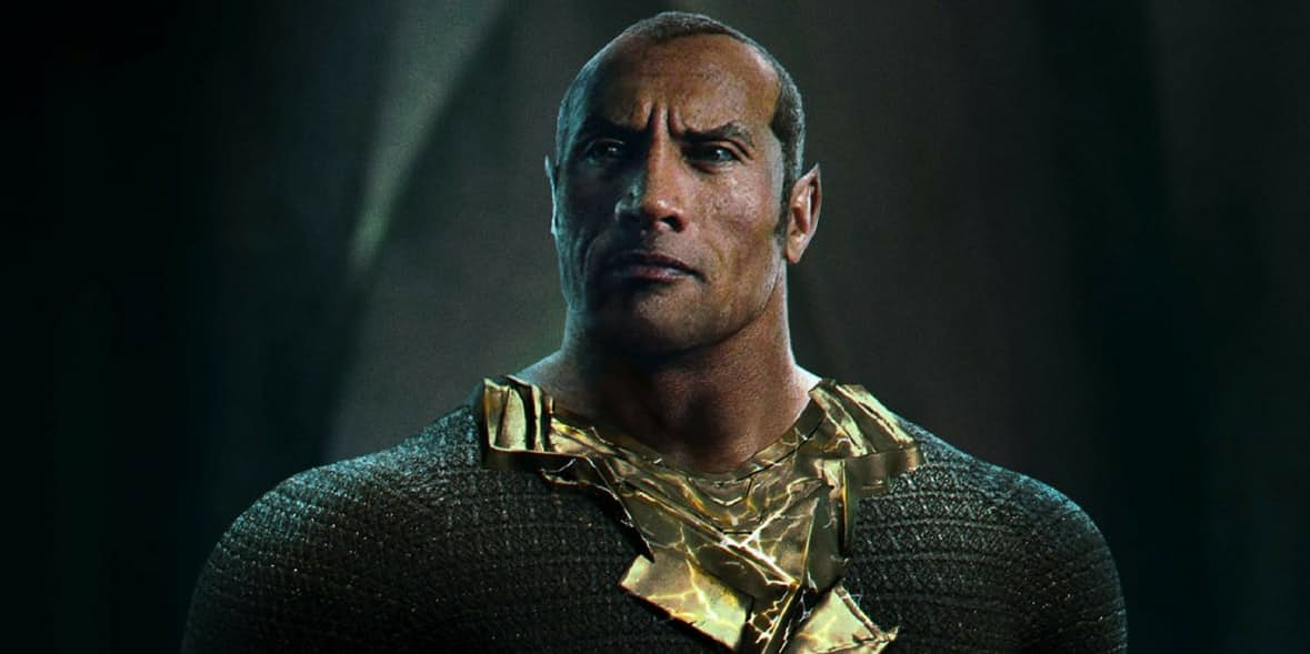 Dwayne Johnson Explains What Drew Him To The Role Of Shazam's Black Adam