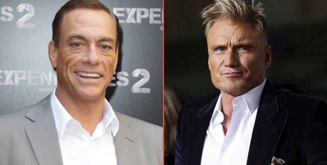 Action Thriller Black Water Begins To Take Shape With Jean-Claude Van Damme And Dolph Lundgren