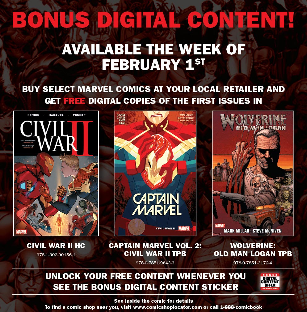 Marvel Makes Small But Significant Change To Its Digital Code Program