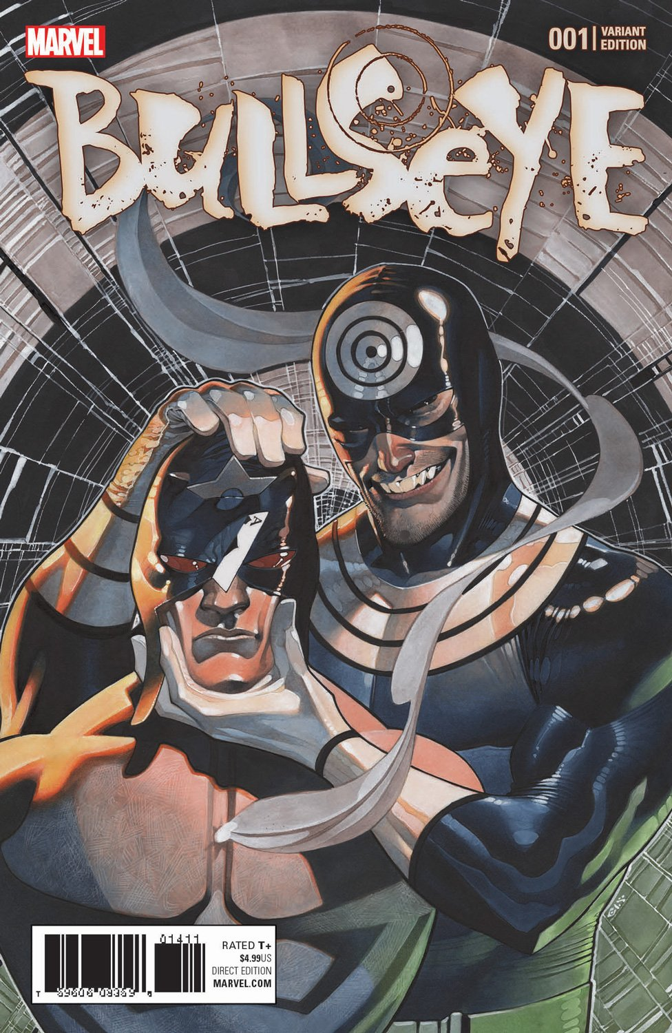 Ed Brisson Is On Target With New Bullseye Miniseries