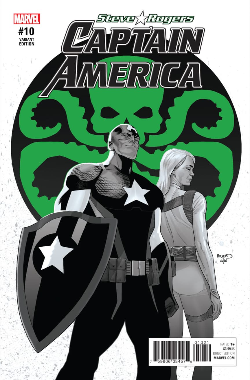Captain America: Steve Rogers #10 Review