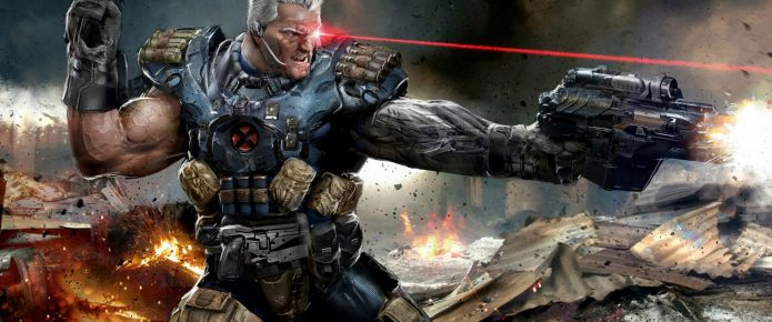 Here's What Pierce Brosnan Would Look Like As Cable In Deadpool 2