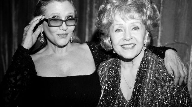 Carrie Fisher & Debbie Reynolds in Bright Lights