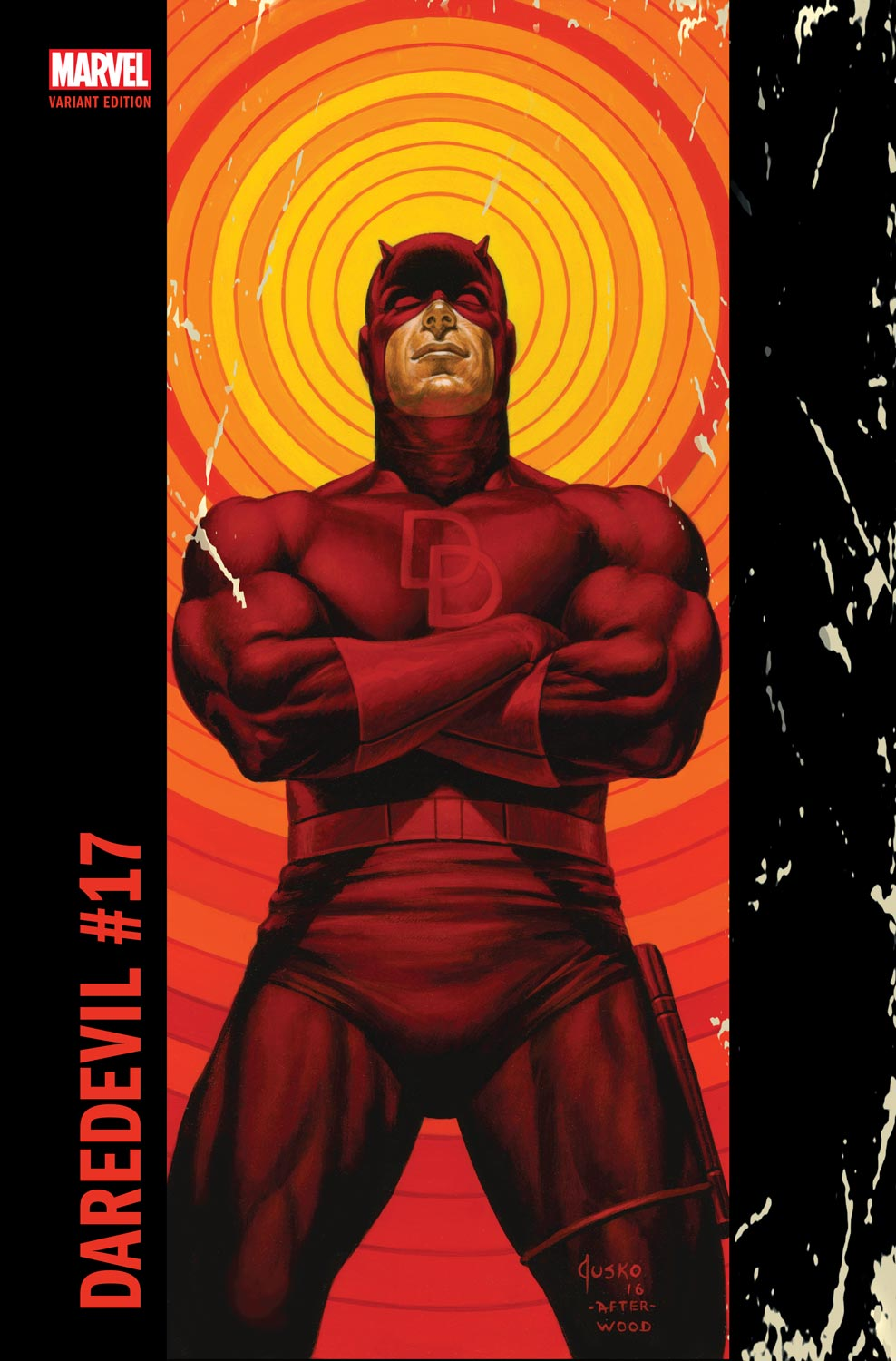 Marvel Offers First Look At Daredevil #17