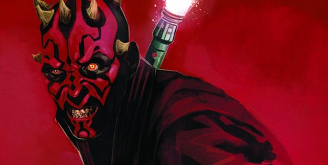 Darth Maul cover
