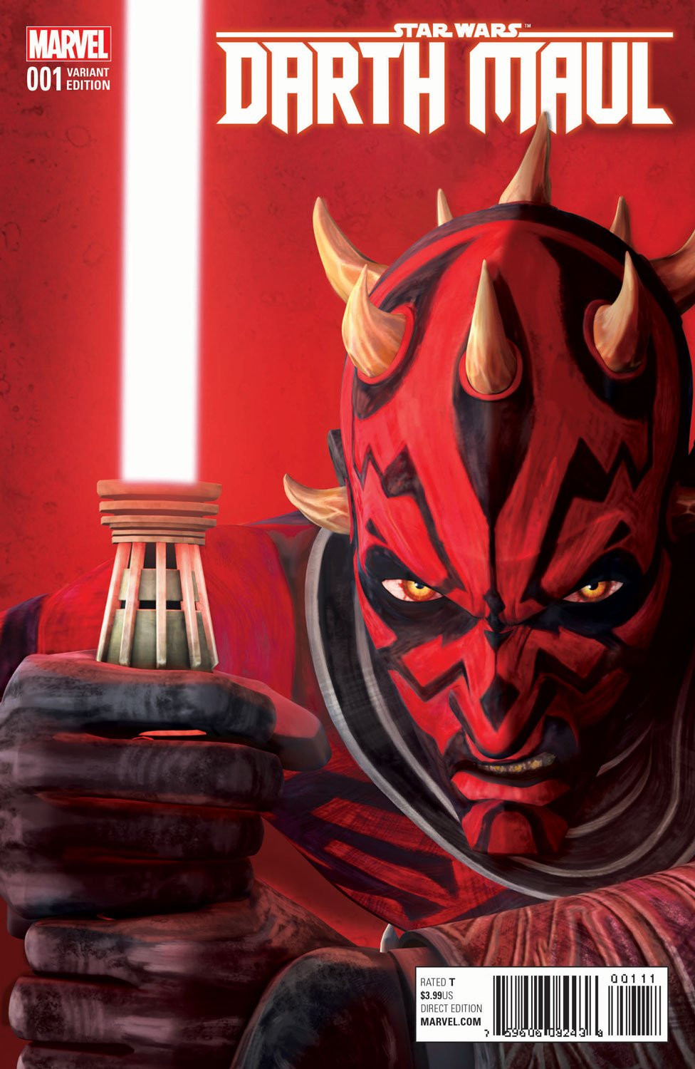 Star Wars: Darth Maul #1 Review