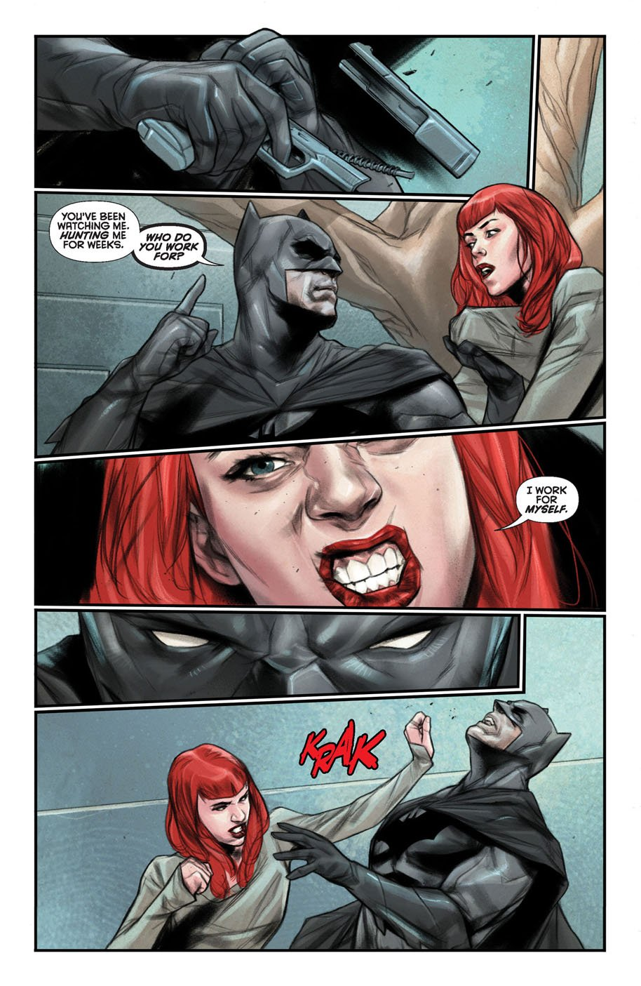 Batwoman Continues To Begin In Detective Comics #949
