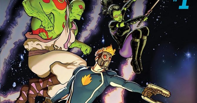 Marvel Unveils All-New Guardians Of The Galaxy