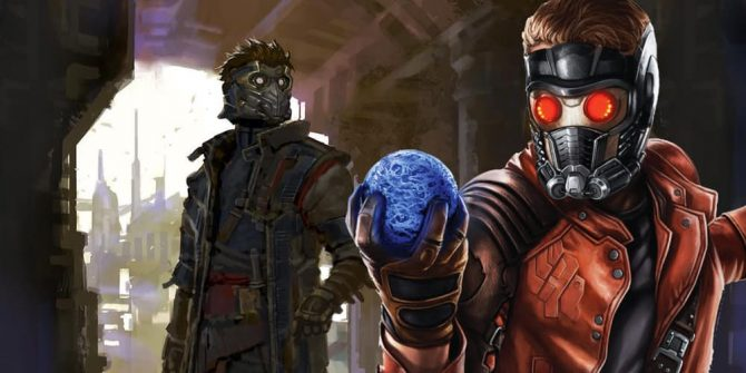 Star-Lord Looks Badass In This Alternate Guardians Of The Galaxy Design