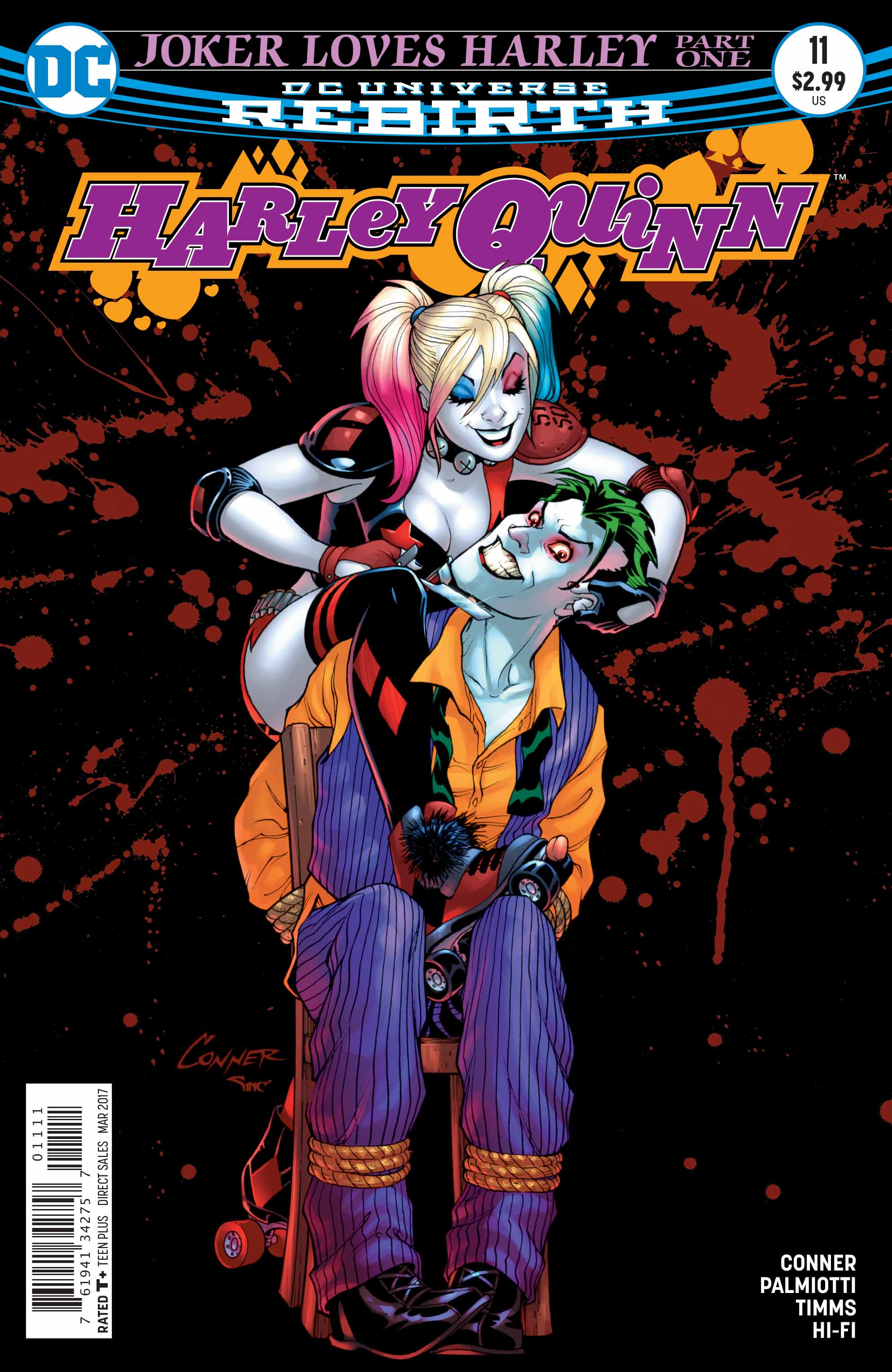 Harley Quinn #11 Review