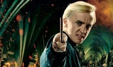 Tom Felton Would Love To Return As Draco In A Future Harry Potter Movie