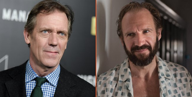 Holmes And Watson Nets Hugh Laurie And Ralph Fiennes