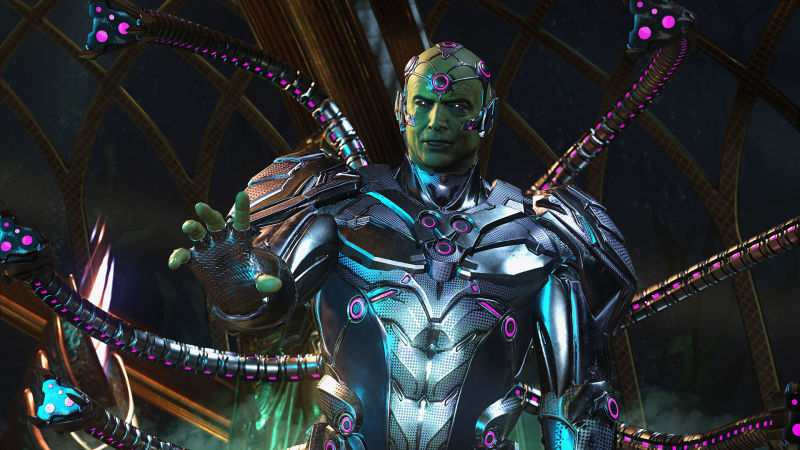 Injustice 2 gets awesome new cinematic; DLC, Darkseid and more confirmed