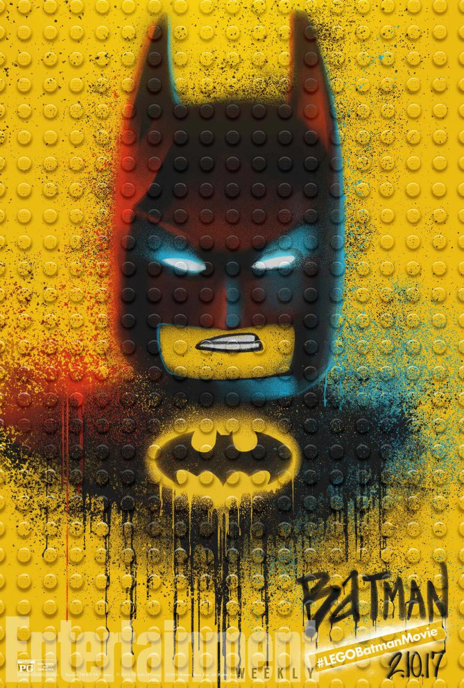 Character Posters For The LEGO Batman Movie Assemble Gotham's Friends And Foes; New Promos Swoop In