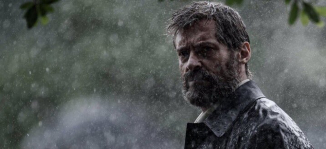 A Glowering Wolverine Is Placed Front And Center In New Logan Pic