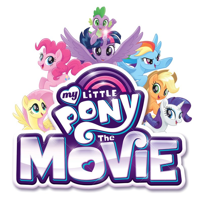 Zoe Saldana Saddles Up For My Little Pony Movie As Lionsgate Debuts Official Logo