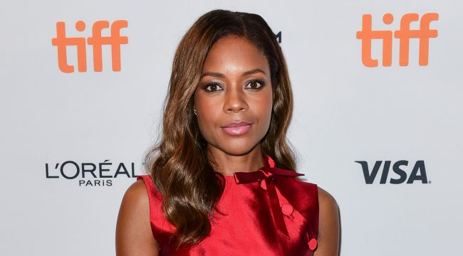 Naomie Harris To Star Opposite Dwayne Johnson In Rampage