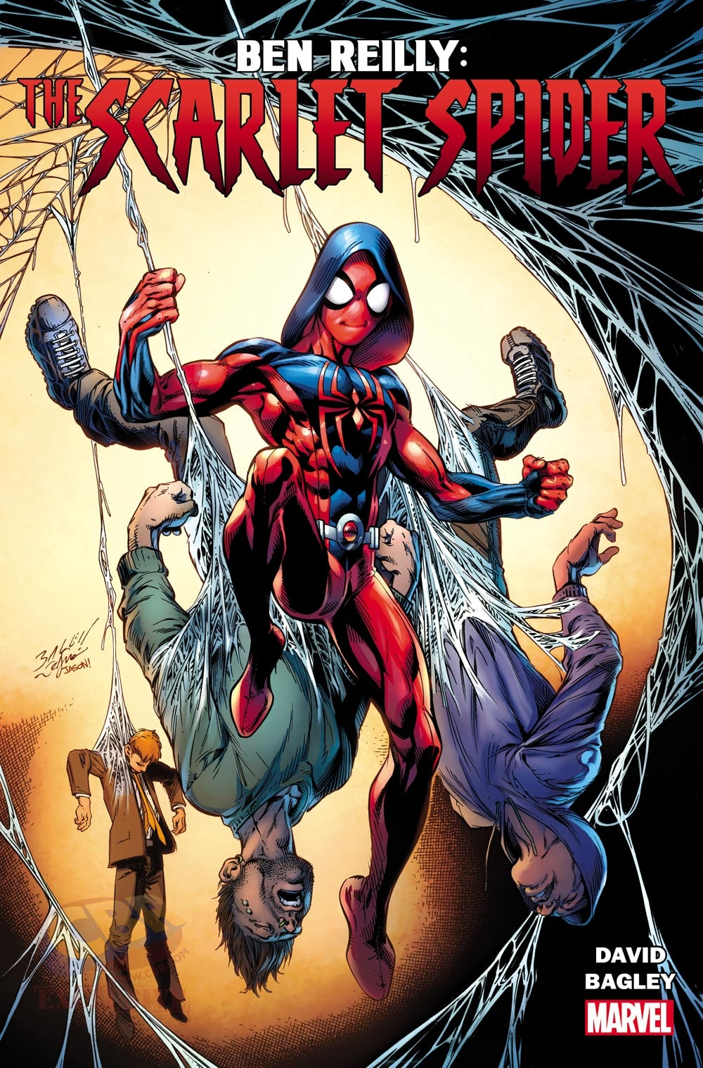 Ben Reilly Returns As The Scarlet Spider In New Ongoing Series Later This Year