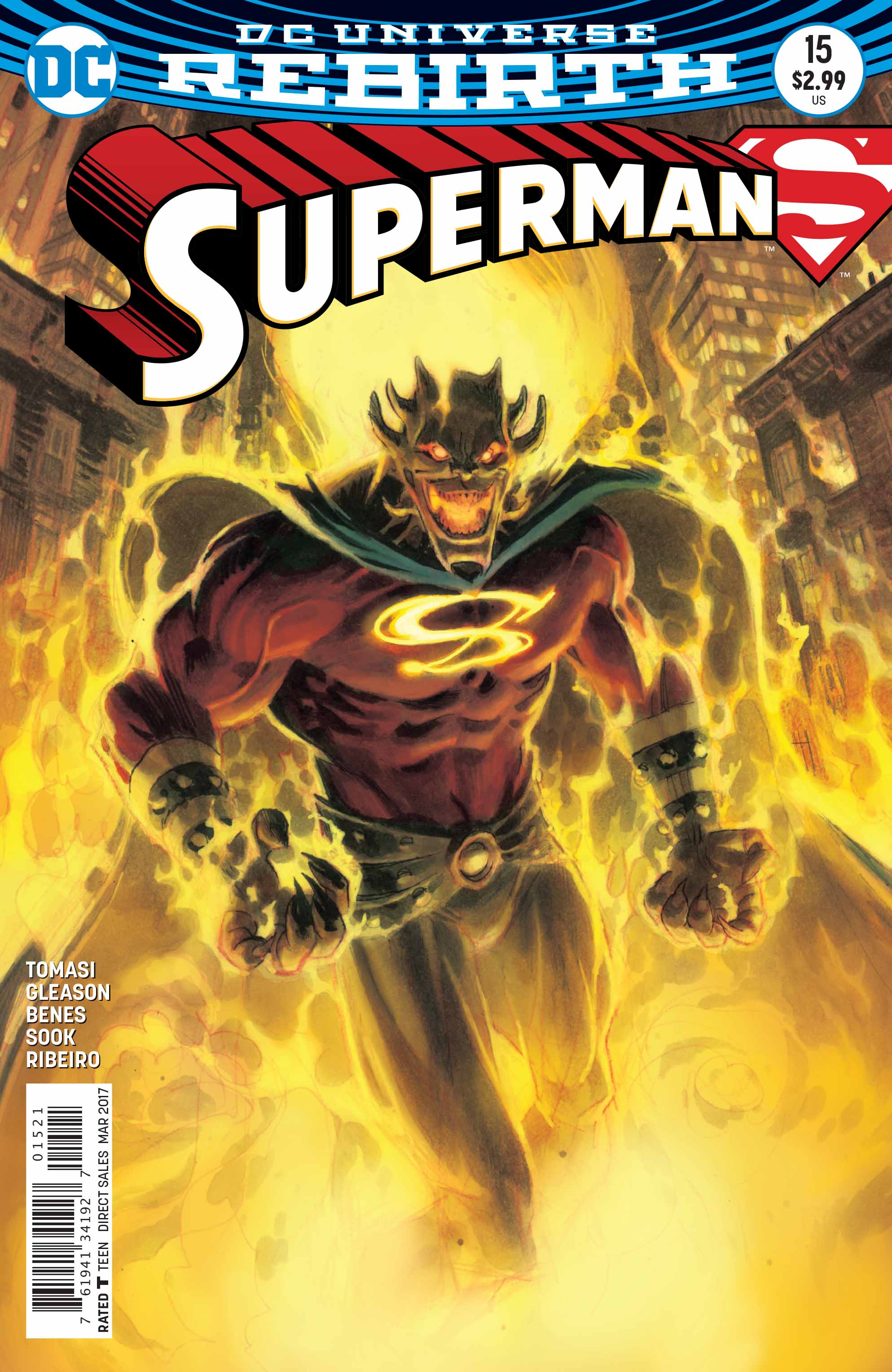Superman #15 Review