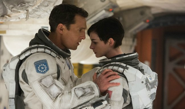 Serenity Interstellar Duo Matthew McConaughey And Anne Hathaway