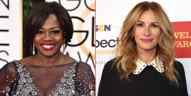 Small Great Things Adaptation Begins To Take Shape As Viola Davis And Julia Roberts Climb Aboard